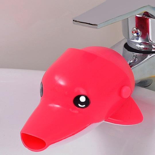 Cute Cartoon Bathroom Faucet Extender For Kids