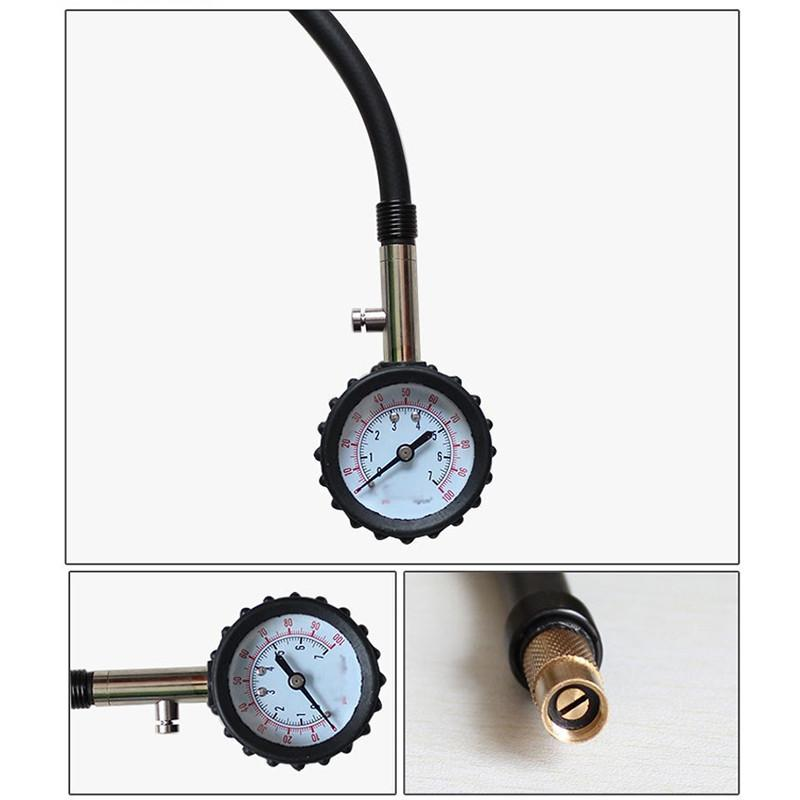 High Accuracy Air Digital Tire Gauges Car Pressure Meter