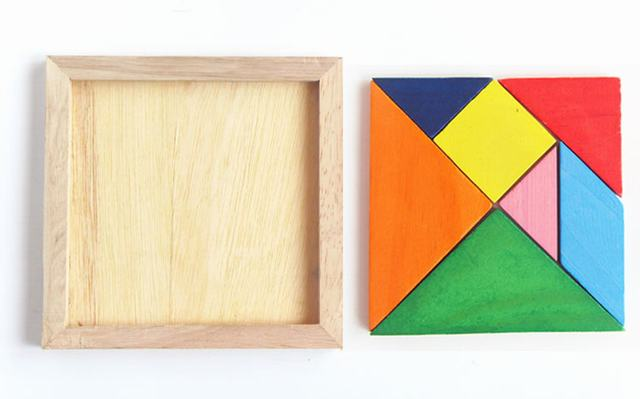 3D Wooden Clever Board Puzzle Toy For Children
