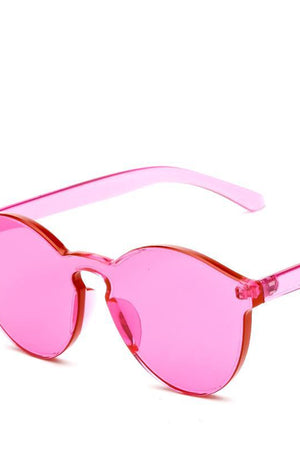 Catharine Candy Color Sunglasses