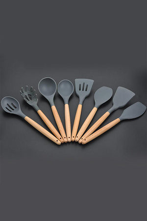 Silicone Cooking Utensils For Kitchen 8Pcs/set
