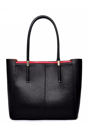 Luxury Designer Shopping Tote Top Handbag