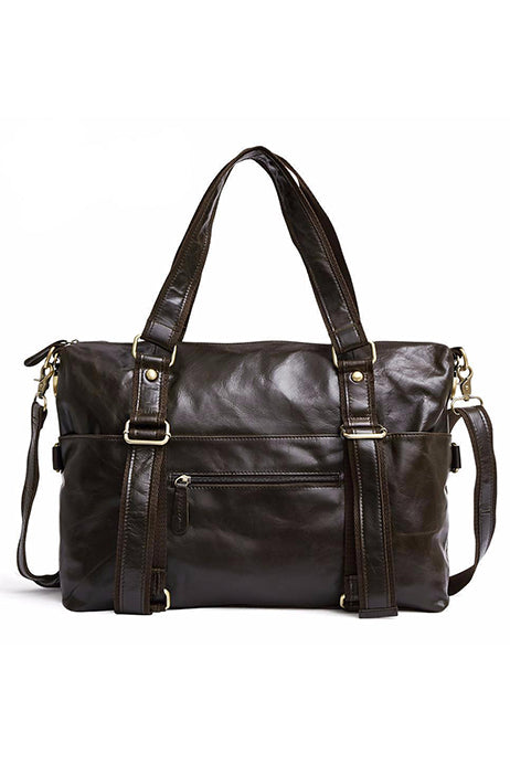 f91e101d81f5 Andres Leather Business Travel Handbags