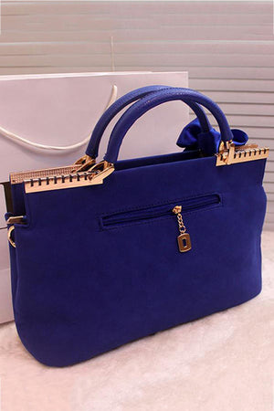 Women Leather Evening Shoulder Handbag