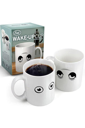 Color Changer Magic Mug Wake Up Coffee Mug Tea Cups