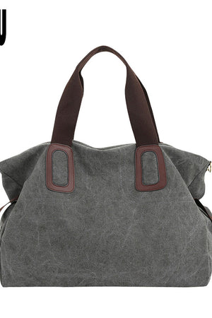 Women Shoulder Handbag Large Capacity Casual Tote Bag