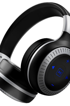 Stereo Wireless Bluetooth 4.1 Headphones With Mic for iPhone Samsung Xiaomi