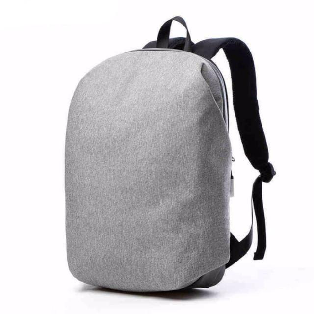 Pro Store Backpacks gray 17 Inch Anti Theft Laptop Waterproof Men Business Notebook Backpack 15.6 inch Compute Travel Bag Big Capacity