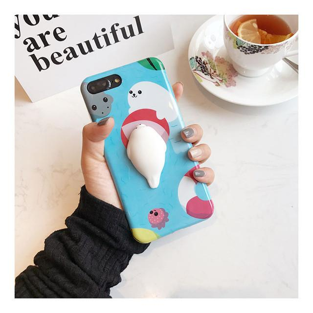 3D Silicon Cartoon Cases For Iphone
