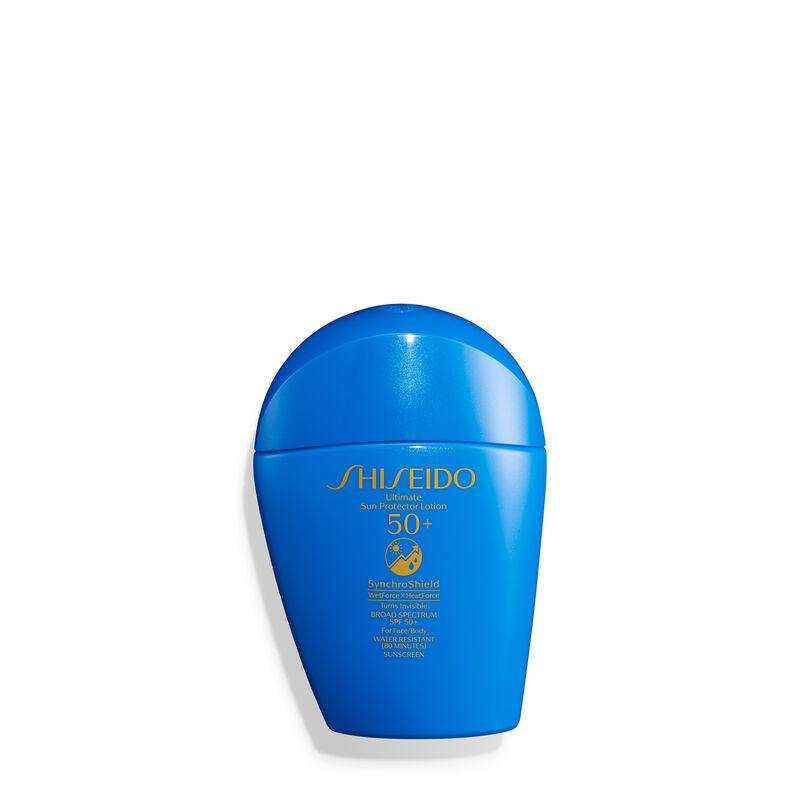 Ultimate Sun Protector Lotion SPF 50+ Sunscreen - KoKo Shiseido Beauté