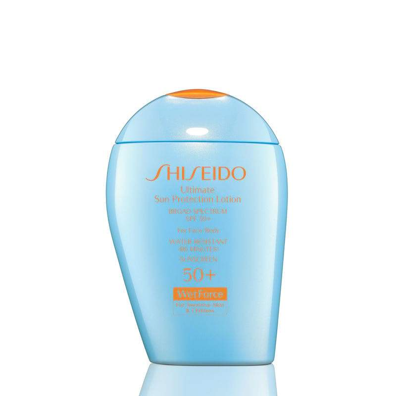 Ultimate Sun Protection Lotion for Sensitive Skin and Children SPF50+ Sunscreen - KoKo Shiseido Beauté