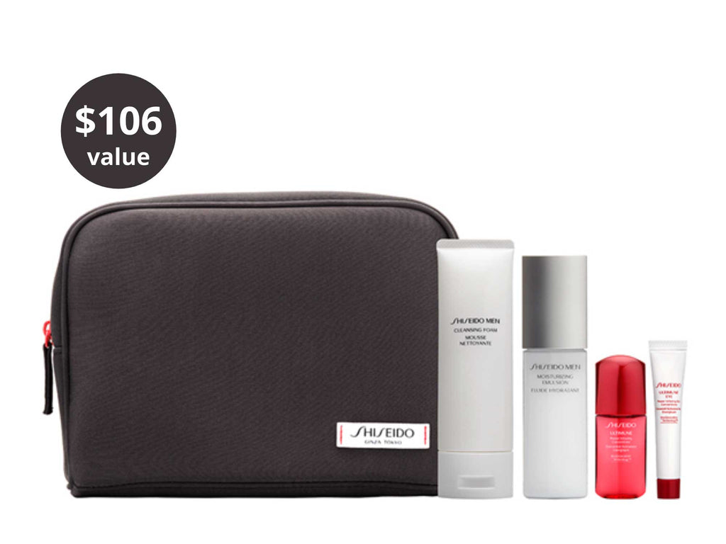 Shiseido Holiday Men Set