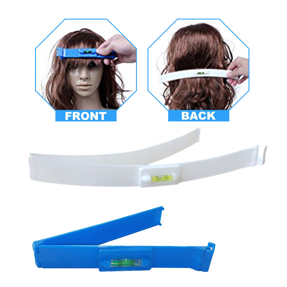 Front Bangs Cutting And Trimming Tool Kit