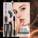 Magic Silk Fiber Eyelash Mascara