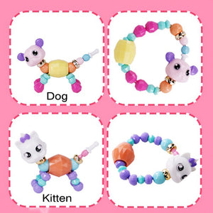 Twists Into A Pet Bracelet