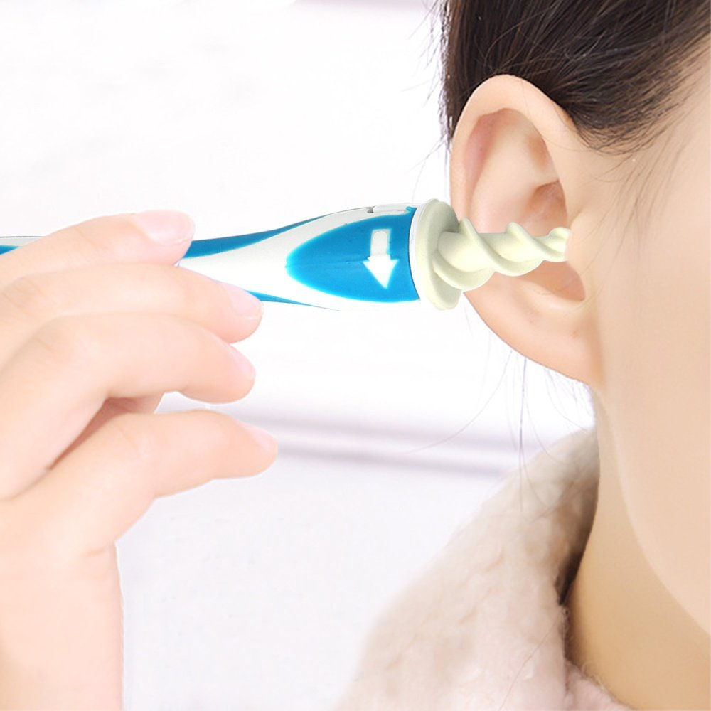 Disposable Ear Wax Cleaner System