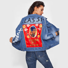 Tupac Never Dies Denim Jacket