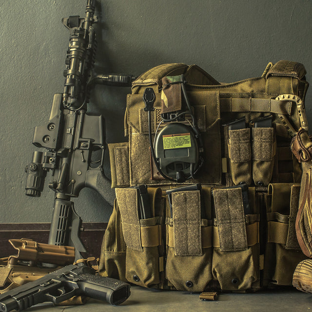 Armour Plate Carriers | Bulldog Tactical Gear