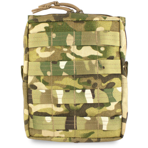 MOLLE Large Upright Utility Pouch - Bulldog Tactical Gear