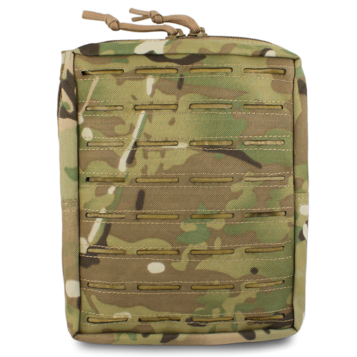 Laser MOLLE Large Upright Utility Pouch - Bulldog Tactical Gear