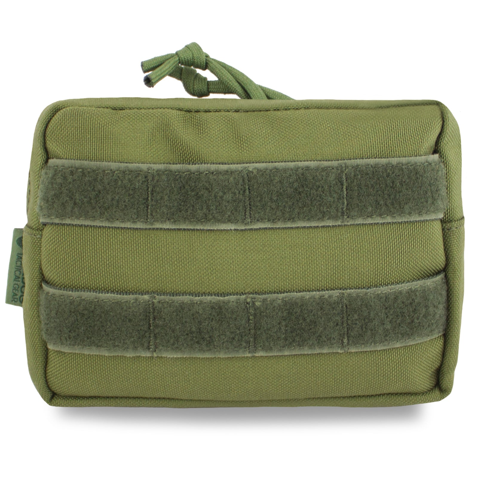 MOLLE Medium Horizontal Utility Pouch - Bulldog Tactical Gear