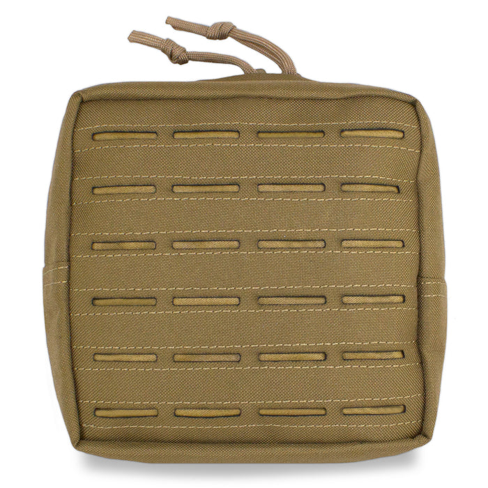 Laser MOLLE Medium Upright Utility Pouch - Bulldog Tactical Gear