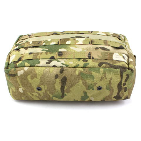 MOLLE XL Horizontal Utility Pouch - Bulldog Tactical Gear