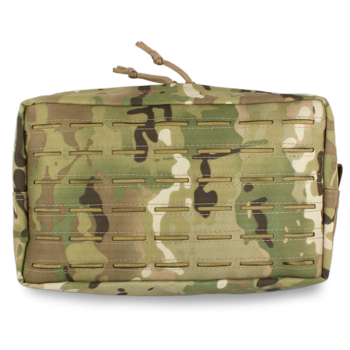 Laser XL Horizontal Utility Pouch - Bulldog Tactical Gear