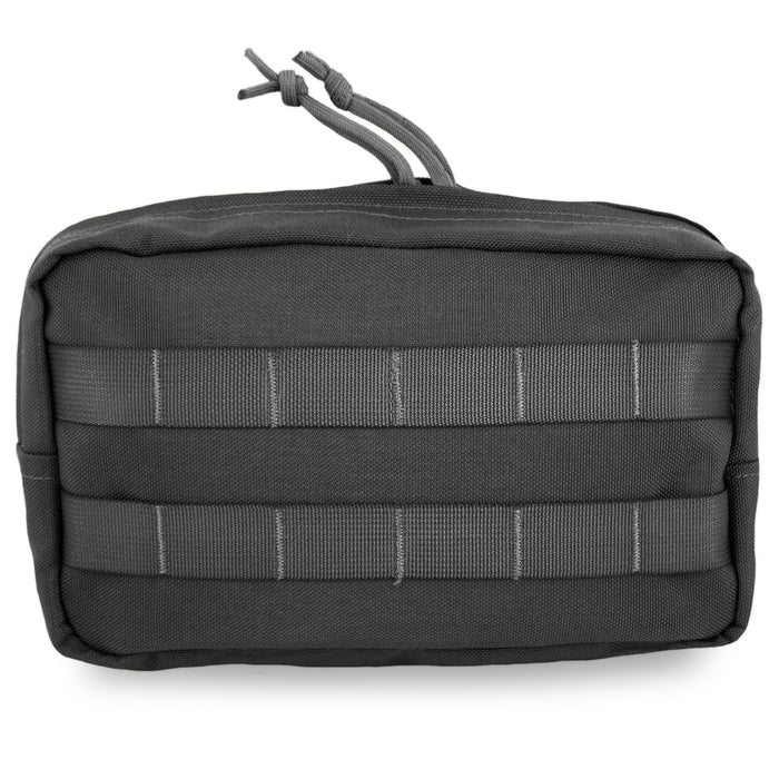 MOLLE Large Horizontal Utility Pouch - Bulldog Tactical Gear