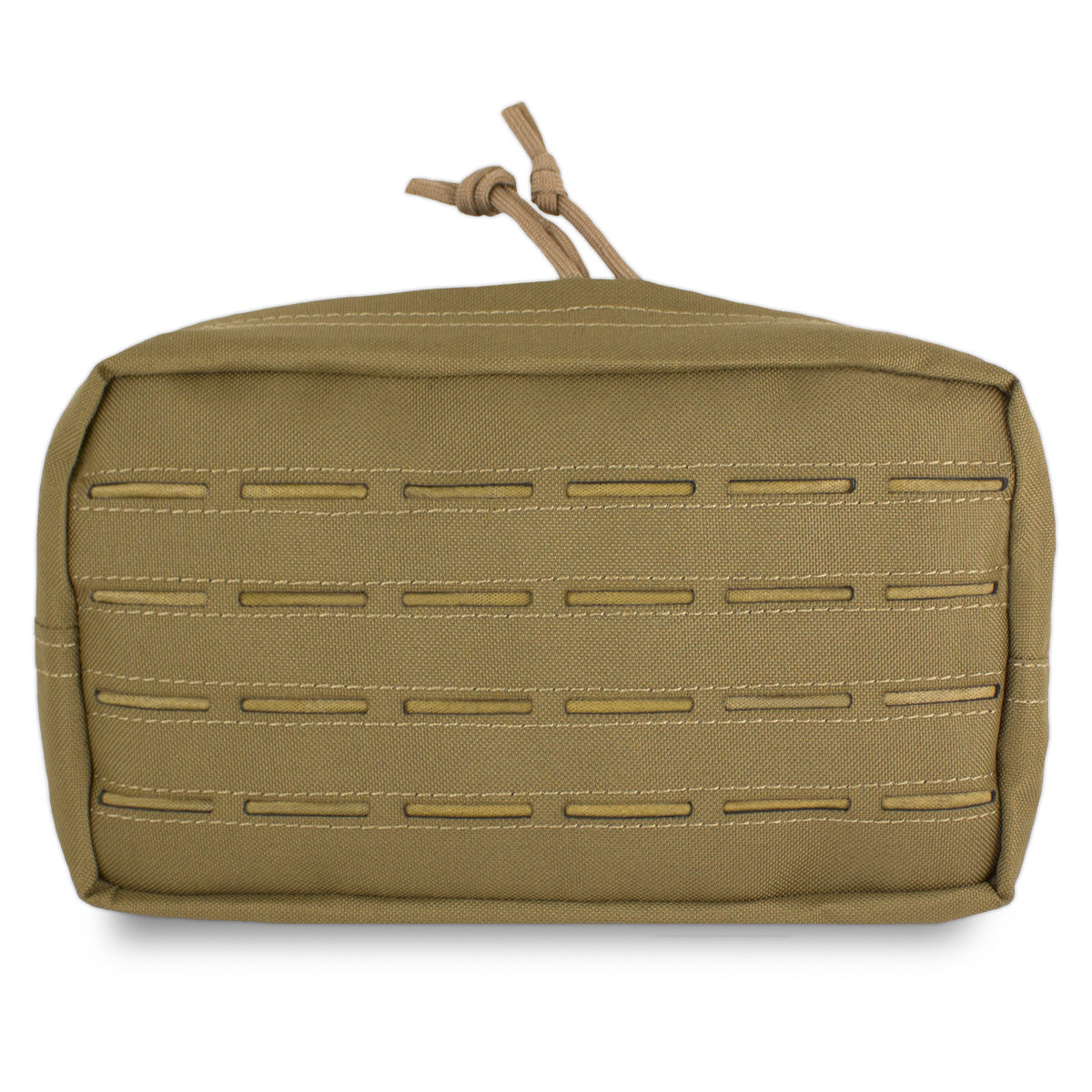 Laser MOLLE Large Horizontal Utility Pouch - Bulldog Tactical Gear