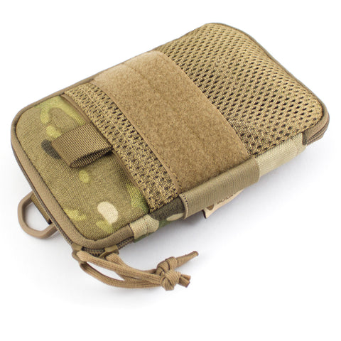MOLLE Battle Buddy Organiser Pouch - Bulldog Tactical Gear