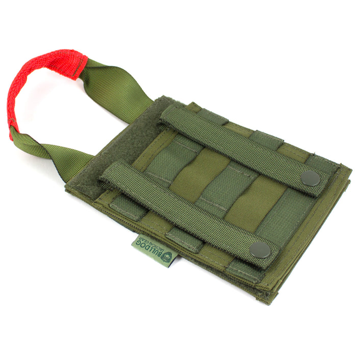 Tear Away MOLLE Panel - Bulldog Tactical Gear