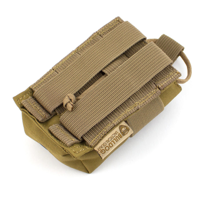 MOLLE V2 Radio Pouch - Bulldog Tactical Gear