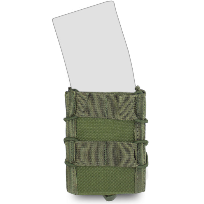 MOLLE Single Compressor 223 Mag Pouch - Bulldog Tactical Gear
