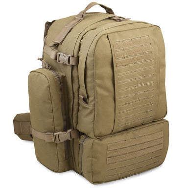 Sentinel V2 Rucksack 44L Coyote | Bulldog Tactical Gear