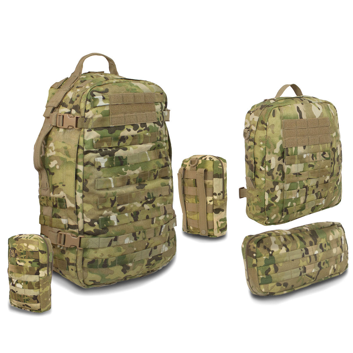 Lycan Pack 55L - Bulldog Tactical Gear
