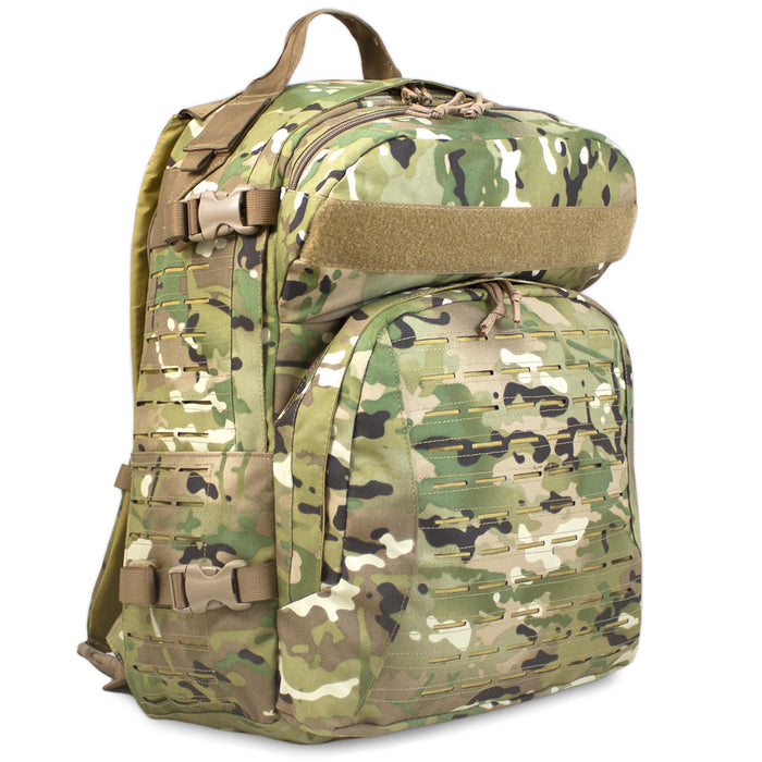 Tacticus V2 Rucksack 37L MTC Camo | Bulldog Tactical Gear