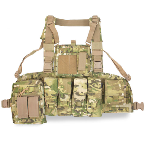Operator Chest Rig - Bulldog Tactical Gear
