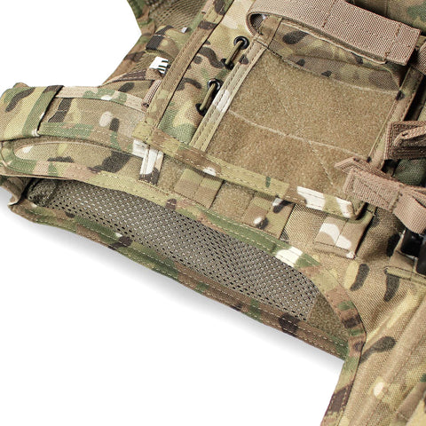 Assault MK1 Plate Carrier - Bulldog Tactical Gear