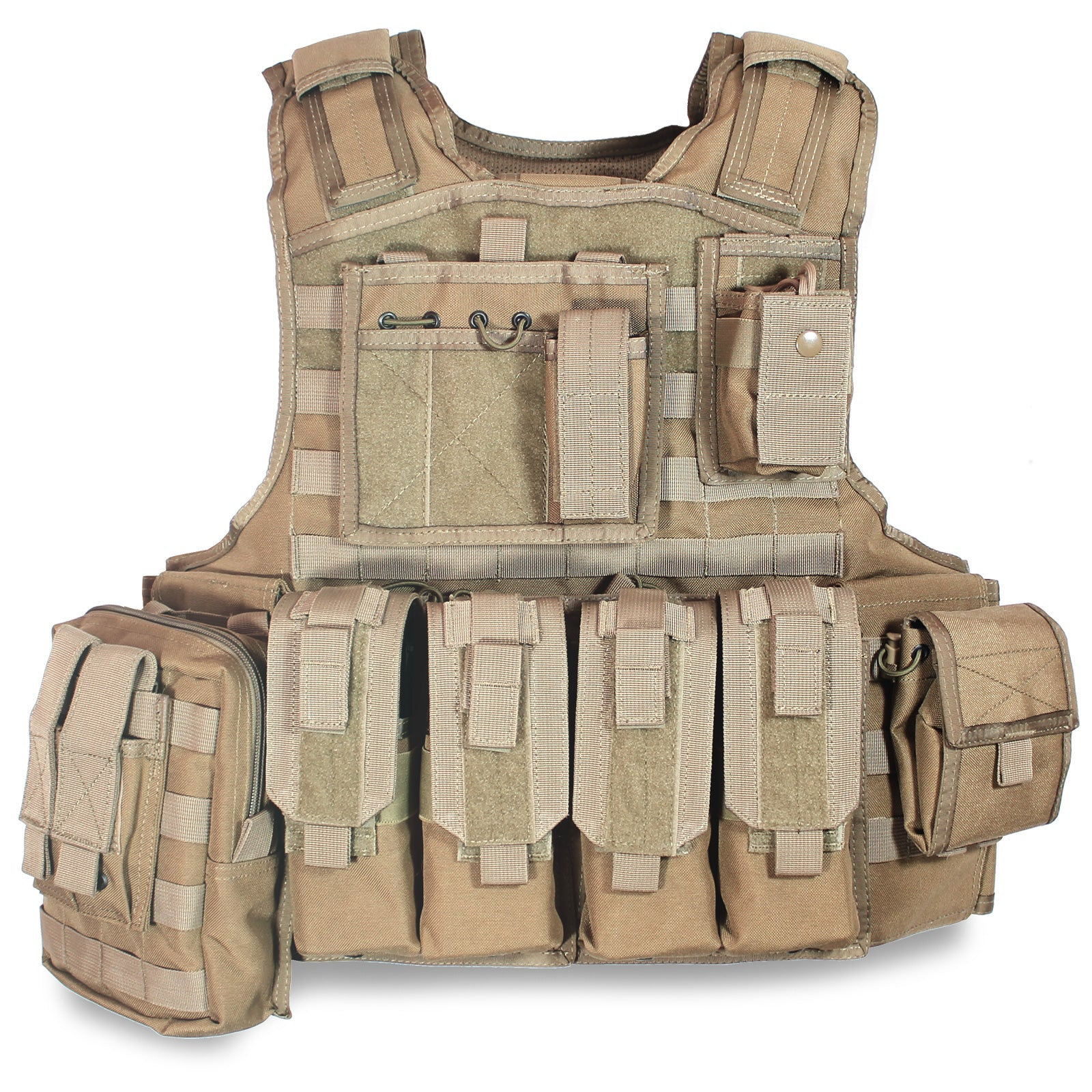 Assault MK2 Plate Carrier - Bulldog Tactical Gear
