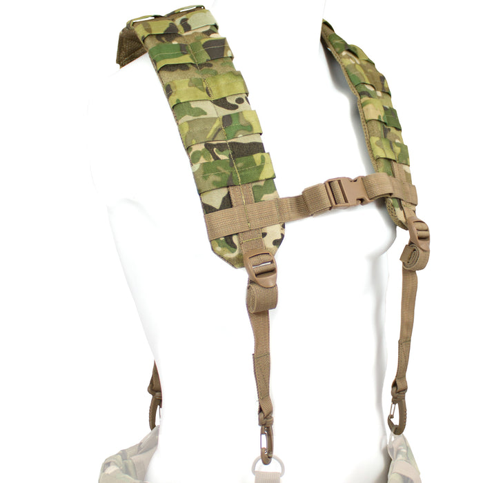 4 Point MOLLE Yoke - Bulldog Tactical Gear