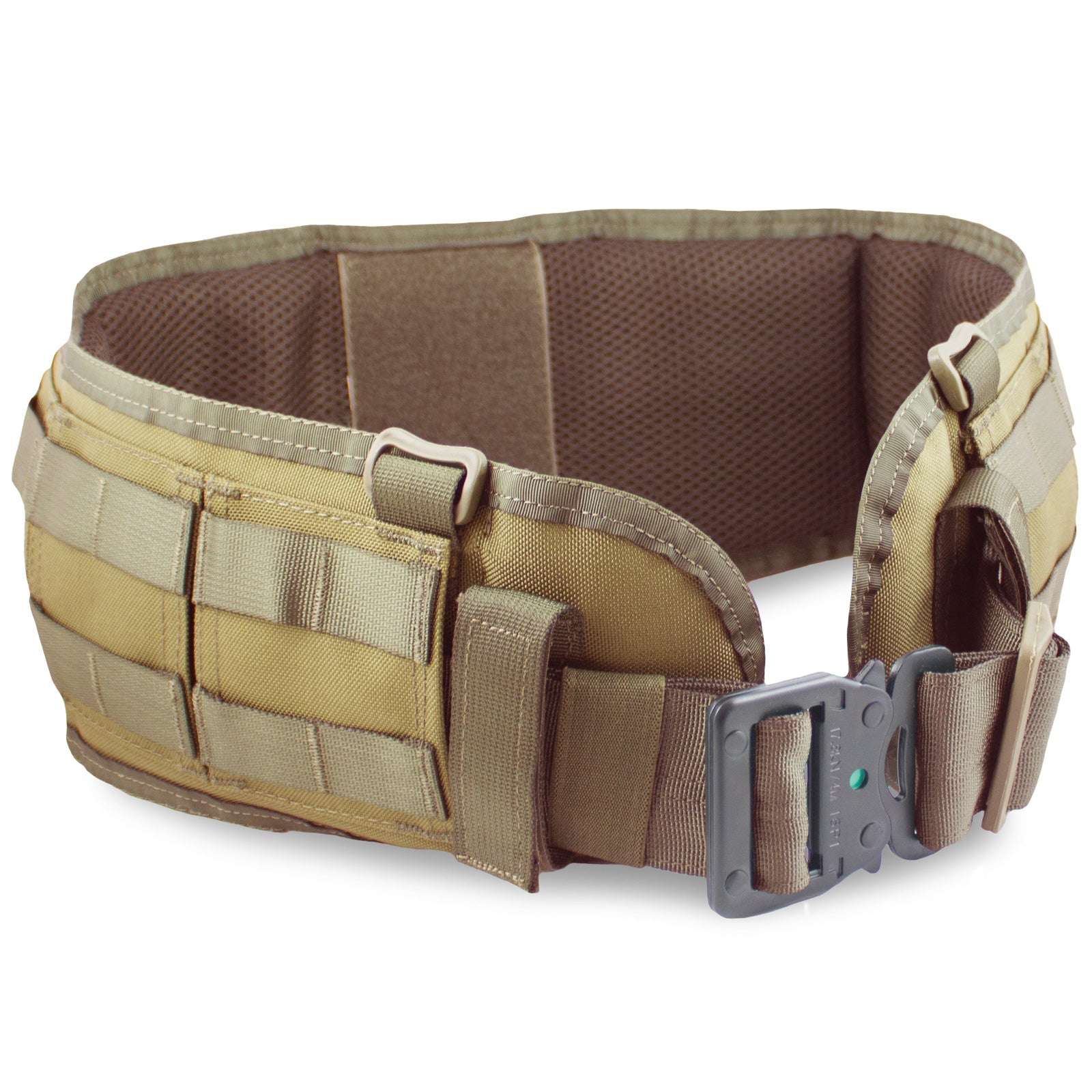MKII Padded MOLLE Belt - Bulldog Tactical Gear