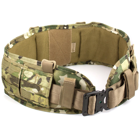 MKII Combat MOLLE Belt - Bulldog Tactical Gear