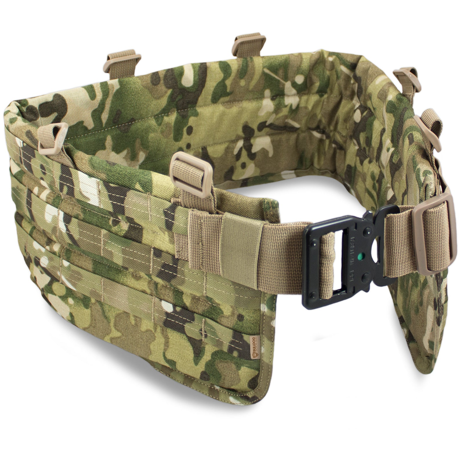 MKII Lightweight MOLLE Belt - Bulldog Tactical Gear