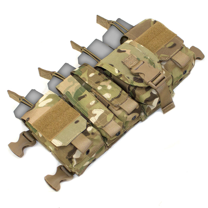 Kinetic Chest Rig - Bulldog Tactical Gear