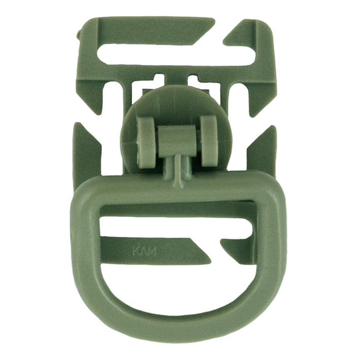Tactical Rotating D-Ring - Bulldog Tactical Gear