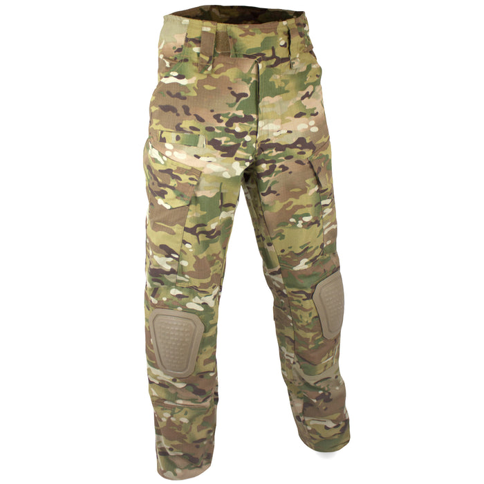 Bulldog Rogue MKII Military Tactical Combat Trousers Pants With Knee Pads Black