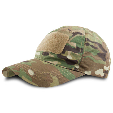 Tactical Patch Strap Back Cap - Bulldog Tactical Gear