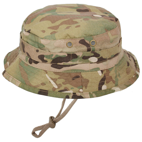 Short Brim Bush Hat - Bulldog Tactical Gear
