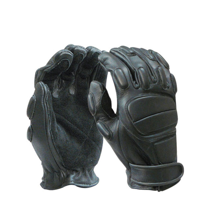 Raptor Full Finger Leather Gloves - Bulldog Tactical Gear